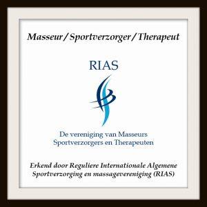 RIAS Sportmasseur